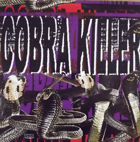 COBRA KILLER Cobra Killer (Digital Hardcore - UK original) (EX) LP