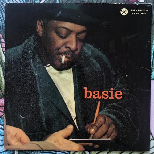 """COUNT BASIE AND HIS ORCHESTRA Scoot (Roulette - Sweden original) (VG) 7"""""""