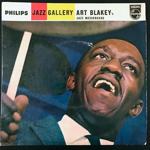 "ART BLAKEY'S JAZZ MESSENGERS The End Of A Love Affair (Philips - Holland original) (VG/VG+) 7"""