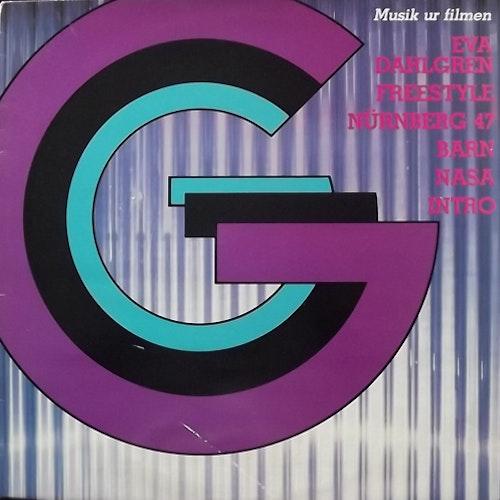 SOUNDTRACK Musik Ur Filmen G (Glen Disc - Sweden original) (VG+) LP