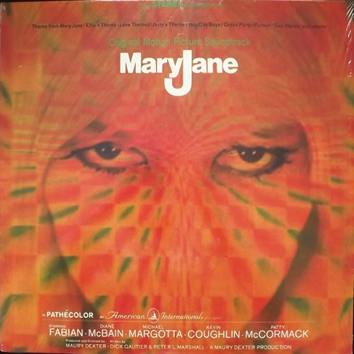 SOUNDTRACK Mike Curb And Larry Brown – Mary Jane (Reel Time - USA reissue) (NM) LP
