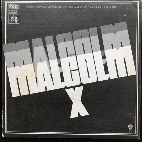 SOUNDTRACK Malcolm X (Warner - USA original) (VG/VG+) LP