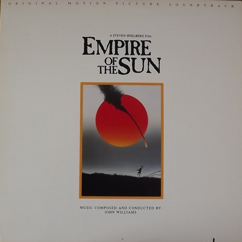 SOUNDTRACK John Williams ‎– Empire Of The Sun (Warner - USA original) (EX) LP