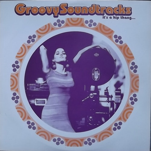 SOUNDTRACK Groovy Soundtracks (Beat Head - Europe unofficial release) (EX) LP