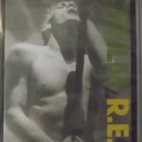 R.E.M. Tourfilm (Warner - Europe original) (EX) VHS