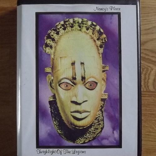 NANCY'S PLACE Twighlight of the Legions (Signed, ltd to 23 copies) (Lullabye - UK original) (EX) 3xTAPE BOX