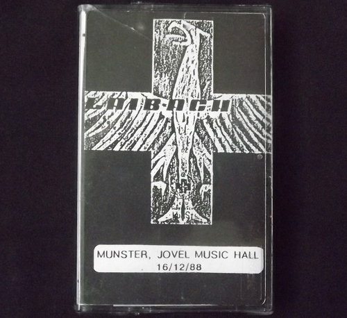 LAIBACH Munster, Germany 16/12/88 (Unofficial release) (EX) TAPE