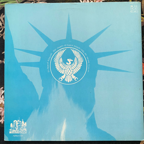 SEX GANG CHILDREN Nightland (Performance USA 83) (Arkham - UK original) (VG+) LP