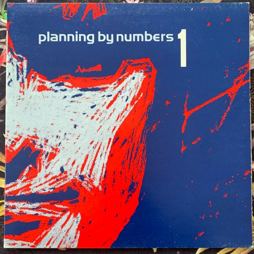 PLANNING BY NUMBERS 1: Catch The Beat (Beggars Banquet - UK original) (VG+/EX) LP