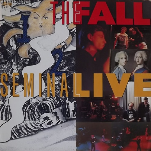 FALL, the Seminal Live (Rebel - Germany original) (VG+/VG-) LP