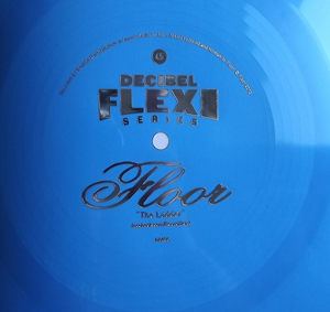 DECIBEL #110 Dec 2013 (With FLOOR and GODFLESH flexi singles) (NEW) MAGAZINE + 2xFLEXI 7""