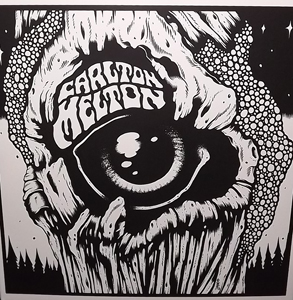 "CARLTON MELTON Handling Snakes (Signed) (Valley King - USA original) (EX) 7"""