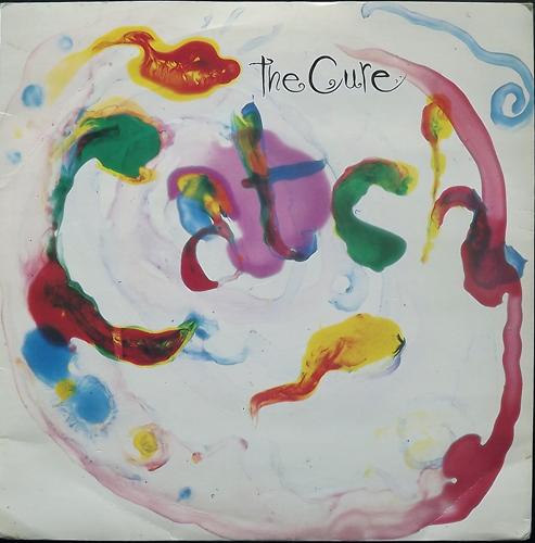 """CURE, the Catch (Fiction - UK original) (VG+) 7"""""""