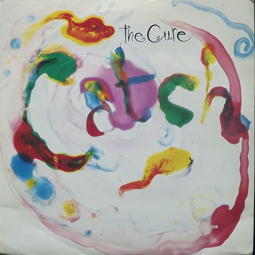 CURE, the Catch (Fiction - UK original) (VG+) 7""