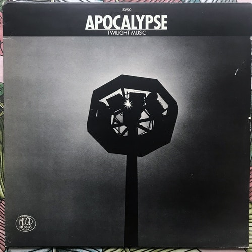 APOCALYPSE Twilight Music (Mood - Germany original) (VG+) LP