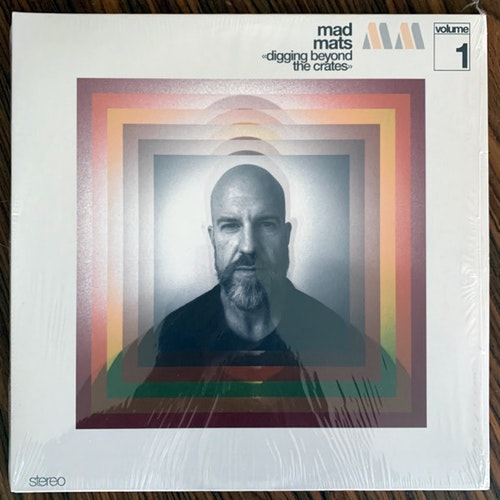 MAD MATS Digging Beyond The Crates (Volume 1) (BBE - UK original) (NM) 2LP
