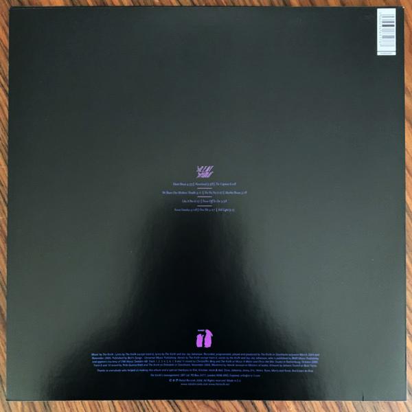 KNIFE, the Silent Shout (Rabid - Sweden original) (EX) 2LP+CD