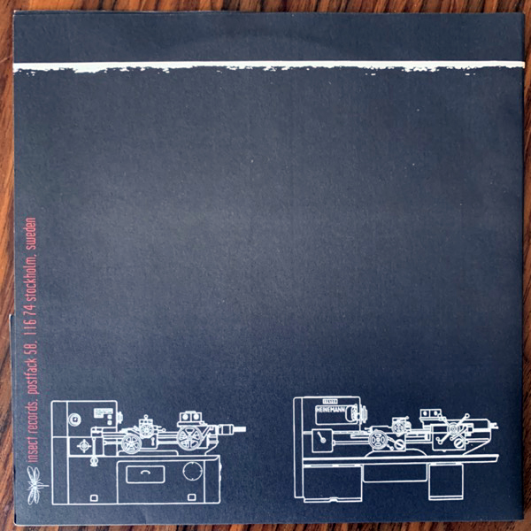 """SWITCHBLADE / THE JAM SESSION The Insect Split (Insect - Sweden original) (VG+/SS) 7"""""""