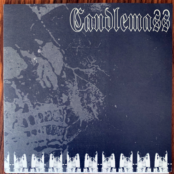 CANDLEMASS Nimis (Trust No One - Sweden original) (EX) 7""