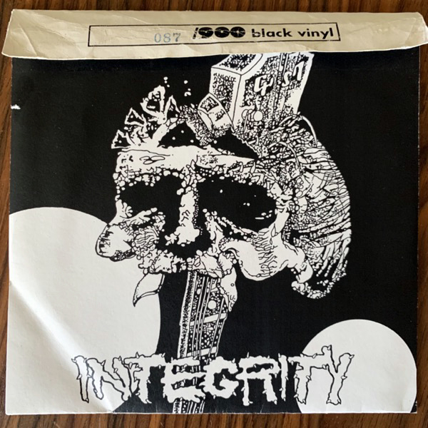 INTEGRITY Change (Blood Book - USA original) (VG/VG+) 7""