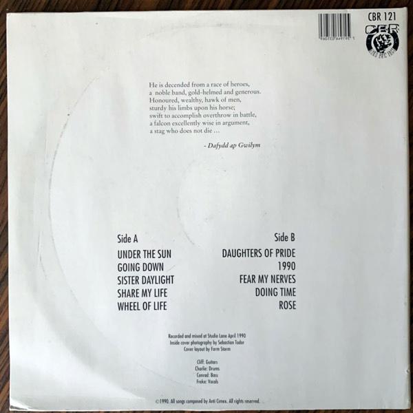 ANTI CIMEX Absolut Country Of Sweden (CBR - Sweden original) (VG+/EX) LP
