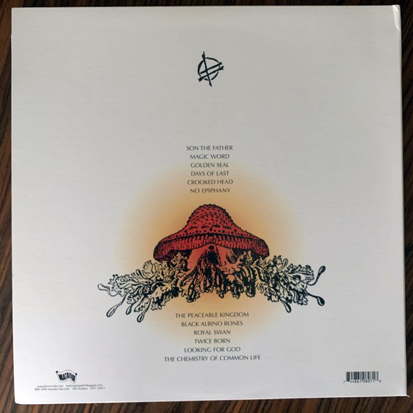 FUCKED UP The Chemistry Of Common Life (Matador - USA original) (EX) 2LP
