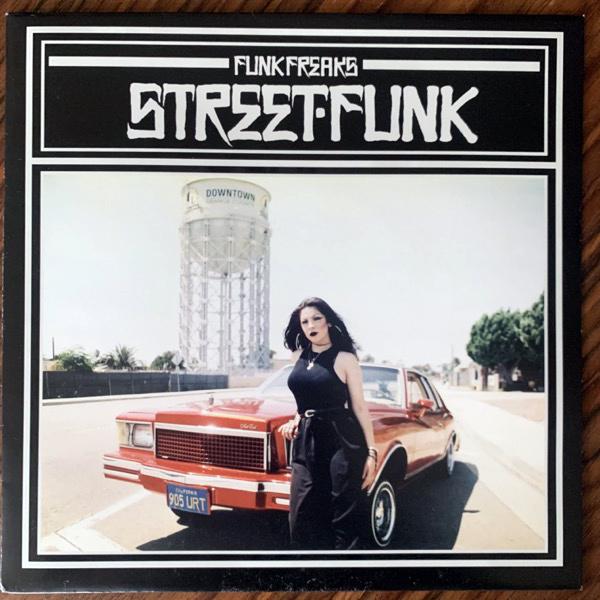 "XL MIDDLETON / MR. GROOVE Street-Funk Volume One (Funk Freaks - USA original) (EX) 7"""