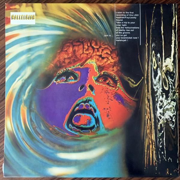 BRAINTICKET Cottonwoodhill (Bellaphon - Germany reissue) (EX/VG+) (NWW List) LP