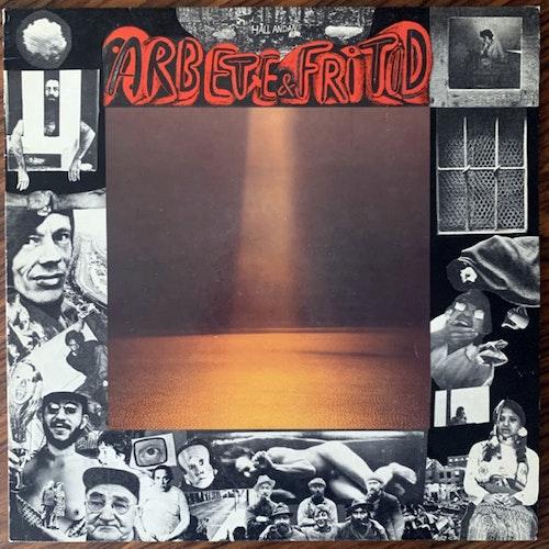 ARBETE & FRITID Håll Andan (MNW - Sweden original) (VG+) (NWW List) LP