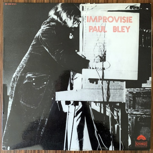 PAUL BLEY Improvisie (America - France original) (EX) LP