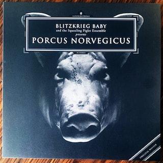 BLITZKRIEG BABY Porcus Norvegicus (Cloister - USA original) (NEW) LP