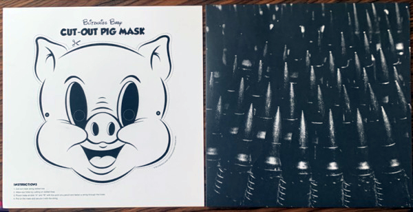 BLITZKRIEG BABY Genocidal Sextasy (Cloister - USA original) (NEW) LP
