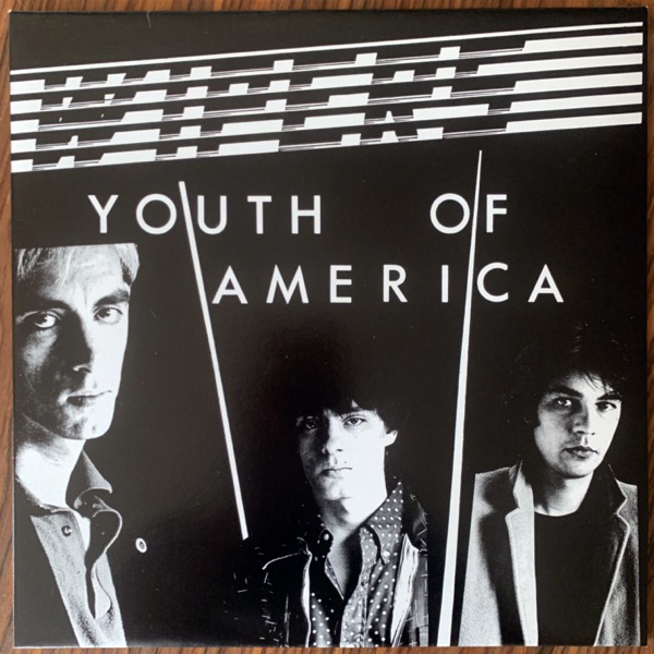 WIPERS Youth Of America (No label - Unofficial reissue) (EX) LP