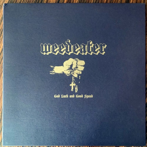 WEEDEATER God Luck And Good Speed (Southern Lord - USA original) (VG+/EX) LP