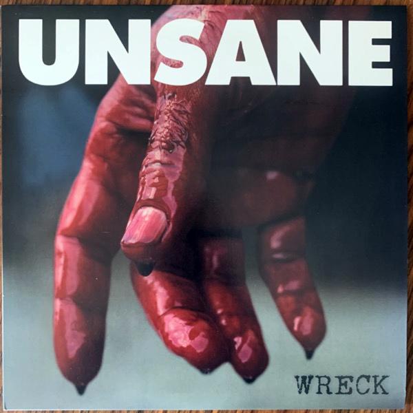 UNSANE Wreck (Alternative Tentacles - USA original) (EX) LP