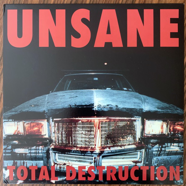 UNSANE Total Destruction (Matador - USA original) (EX) LP