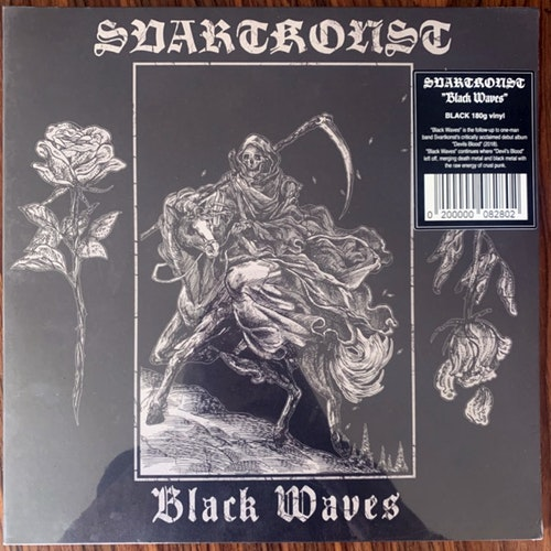 SVARTKONST Black Waves (Trust No One - Sweden original) (SS) LP