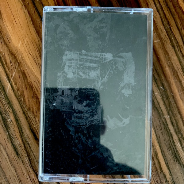 VOMIT ARSONIST, the None Of Us Are Worth Saving (Cloister - USA original) (NM) TAPE