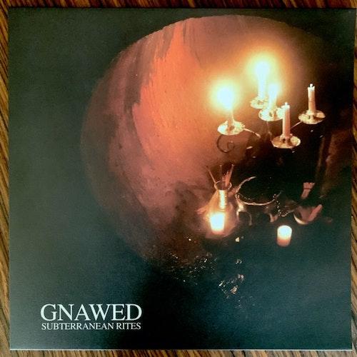 GNAWED Subterranean Rites (Cloister - USA original) (NM) LP