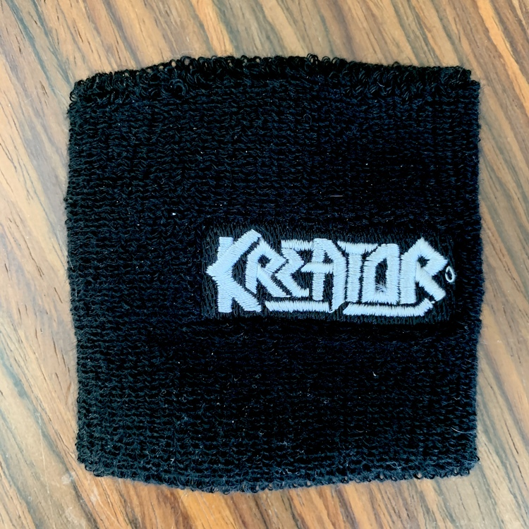 KREATOR Of God (USED) SWEATBAND