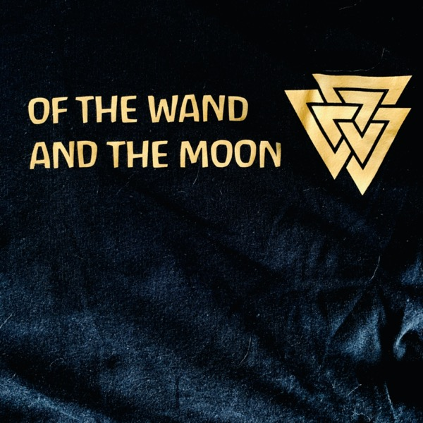 OF THE WAND AND THE MOON Logo (S) (USED) T-SHIRT
