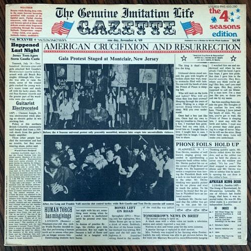FOUR SEASONS, the The Genuine Imitation Life Gazette (Philips - USA original) (VG+) LP