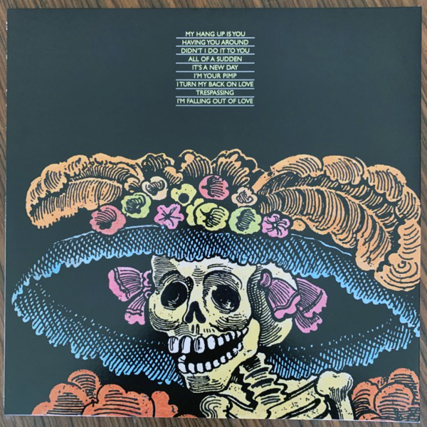 SKULL SNAPS Skull Snaps (GSF - USA reissue) (NM/EX) LP