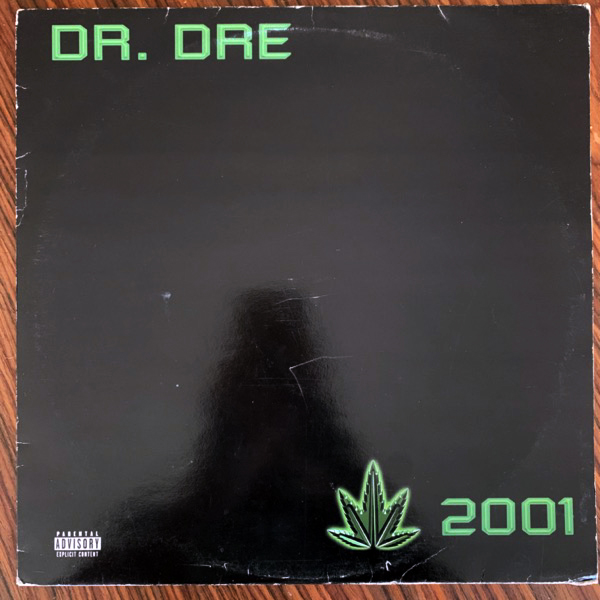 DR. DRE 2001 (Aftermath - Europe original) (VG-) 2LP