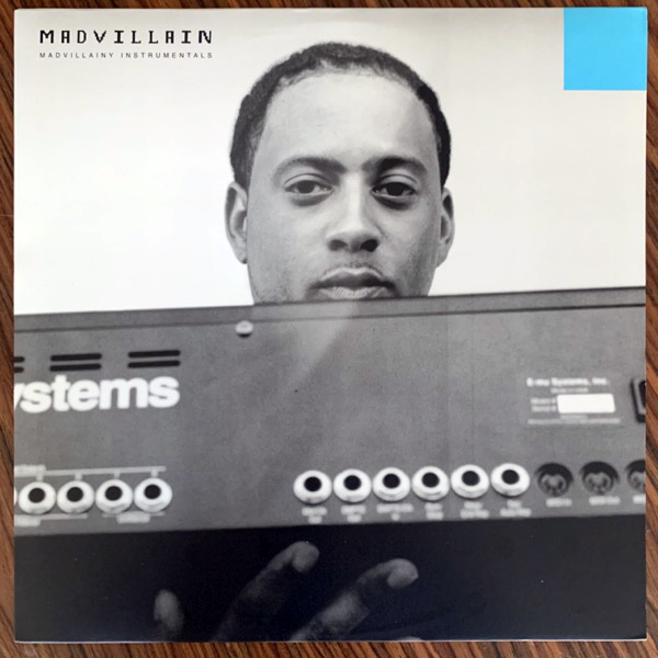 MADVILLAIN Madvillainy Instrumentals (Stones Throw - USA 2011 reissue) (EX) 2LP