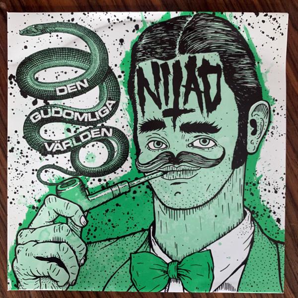 """NITAD Den Gudomliga Världen (De:Nihil - Sweden original) (EX) 7"""""""