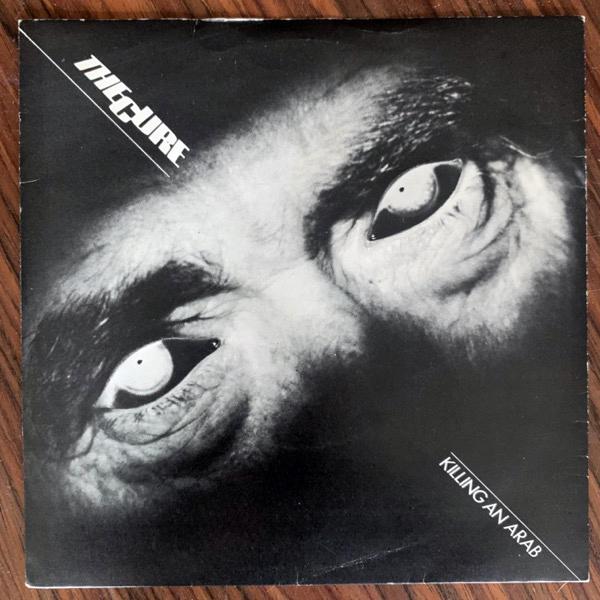 "CURE, the Killing An Arab (Small Wonder - UK original) (VG+) 7"""