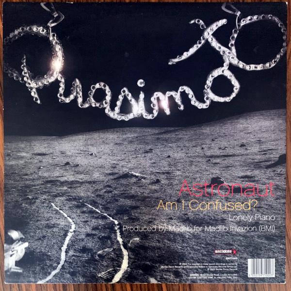 "QUASIMOTO Astronaut EP (Antidote - UK original) (VG+) 12"""