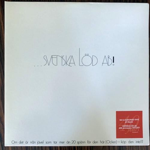 SVENSKA LÖD AB Hörselmat (Buben - Sweden 2011 reissue) (EX) LP