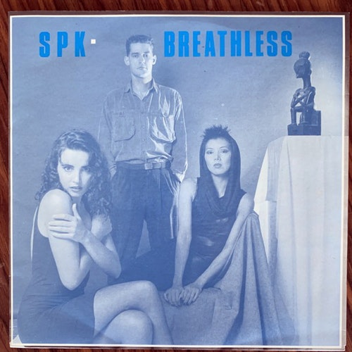 SPK Breathless (Regular - Australia original) (EX) 7""